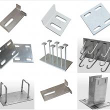 广东几字型预埋件镀锌钢板定做厂家