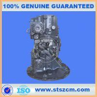 小松挖掘机原厂配件200-7液压泵前泵壳液压泵现货