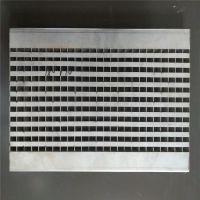 耀恒 厂家定制不锈钢排水沟盖板 钢格板不锈钢平台楼梯踏步钢格栅盖板