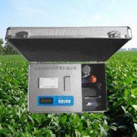 便携土壤重金属检测仪