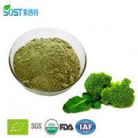西兰花粉 植物提取物价格 西安索西特生物规格西兰花蔬菜粉