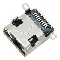 BEST插座 HDMI-219L 外形尺寸:6.2mm*7.5mm*2.