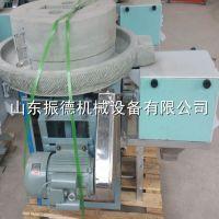 振德牌 ZD-90型石磨面粉机 粗粮电动面粉机 多功能石磨机 价格