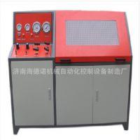 玻璃钢管水压试验机,耐压试验台,压力试验装置济南海德诺