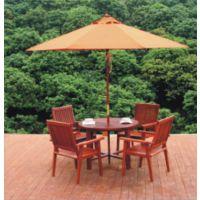 供应直径三米/3米户外遮阳伞 涤纶布遮阳伞 棉帆布遮阳伞 庭院休闲伞