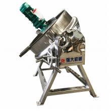搅拌夹层锅 蒸汽夹层锅价格 炊具设备
