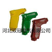 双冠牌卡扣式绝缘护套 电力设备绝缘防护套 硅胶护罩生产厂家