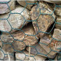唐山高锌六角石笼网 生态格宾网 镀锌格宾石笼网厂家生产