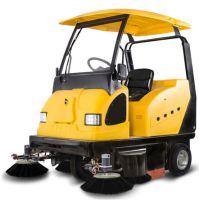 电动环卫清扫车 小型驾驶式扫地车小区道路清扫机明诺MN-E800W
