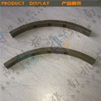 厂家热卖中联螺带式搅拌机卸料门弧形密封条