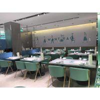 江西LFOT风格主题音乐餐吧桌椅专业主题餐厅家具订做深圳行一家具