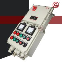 不锈钢防爆动力配电箱 控制箱 仪表箱上海升羿防爆电箱接线箱