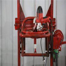 ZT300中小型水井钻机 金林机械柴油水井钻孔机冲击回转式钻机