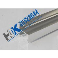 F1.0cm非开启亮银铝合金型材