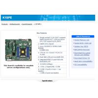 超微K1SP LGA 3647 Xeon Phi x200 处理器 HPC DDR4内存