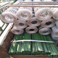 铄凯 黑龙江专用圈地牛栏网/热镀锌钢丝草原网围栏/Y型柱