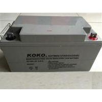KOKO蓄电池6GFM17KOKO蓄电池12V17AH总代理商价格|控制系统专用