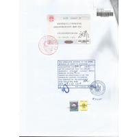 埃及使馆认证/商标注册证/营业执照/invoice/产地证/上海/7个工作日