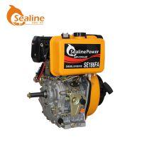 供应178F柴油机 微耕机机头 风冷单缸柴油机 四种输出轴可选