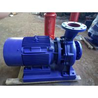 江西卧式管道离心泵价格多少?IRW25-160 4M3/H 扬程32M 1.5KW 众度泵业