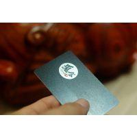 高端会员卡定制,千丰彩高端定制芯片会员卡智能卡