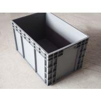 苏州滏瑞直销EU4633周转箱 外600-400-340可堆式周转箱