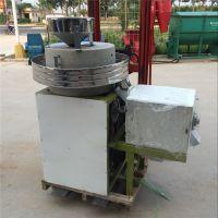 供应五谷杂粮石磨机 万航低温研磨面粉加工机械