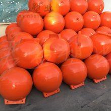 连云港直径400浮筒加工 塑料水上警示浮筒批发