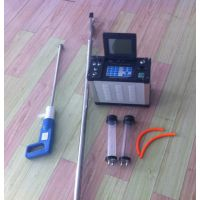 大气防治方案--自动烟尘烟气分析仪 便携式测试仪