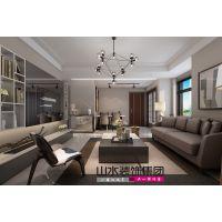 小户型三居室家庭装修设计案例 经典黑白打造简约时尚家装设计