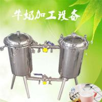 酸奶加工设备-巴氏酸奶生产线价格