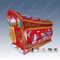 供应千火陶瓷 景德镇陶瓷骨灰盒产家 骨灰盒价格优惠