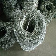 涂塑刺绳厂家,镀锌刺绳厂家,铁蒺藜路障价格