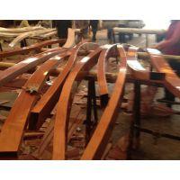 福建木纹铝方通吊顶厂家