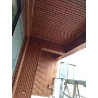 成都宜园,生态木吊顶,204大长城板,护墙板.吊顶材料,装饰板