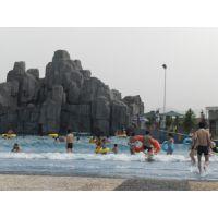 广州润乐水上乐园设备提供气动造浪