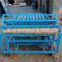 振德机械厂可加工定做不同型号的草帘机 秸秆编织机 草苫机