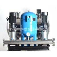 无负压供水设备厂家广州浩雄泵业DWS无负压(管网叠压)供水设备价格