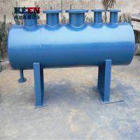 暖通分集水器 多规格压力容器 科恩设计定做