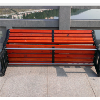 河北沧辉ch-h1 实木公园椅 长椅子 公园休息椅 木质长椅