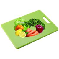 PE菜板工厂批发价,彩色塑料方菜板可定制