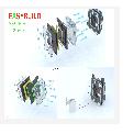 中西 甲醇燃料电池教学演示系统 型号:HY78-M28006 库号:M28006