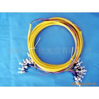 供应单模ST LC FC SC 束状光纤连接器,光纤跳线