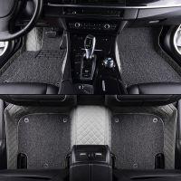 汽车全包围压痕皮革脚垫专用于大众新款捷达普桑宝来朗逸高7迈腾