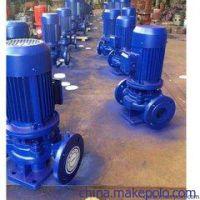 供应上海孜泉牌IRG80_160型热水循环泵 立式离心泵 管道泵