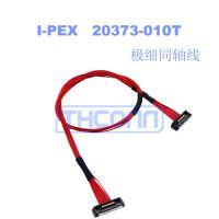I-PEX 20373-010T极细同轴线