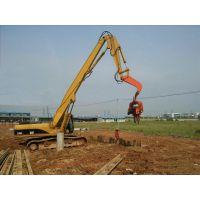 广东惠州生产厂家特价直销挖掘机打桩臂