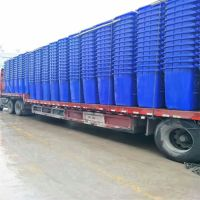 河北塑料垃圾桶 街道加厚环卫垃圾桶 240升塑料垃圾桶 厂家批发