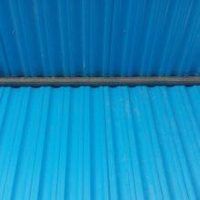 废水处理厂 垃圾处理厂 防腐耐酸吊顶屋面瓦板 墙板 大连凡美UPVC耐酸波浪板