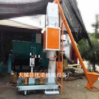 邯郸半自动饲料立式定量包装机设备